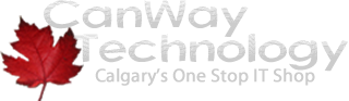 CanWay Technology Calgary's one stop IT shop